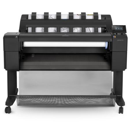 HP Designjet T930 (36″) Postscript Printer w/ Encrypted HDD