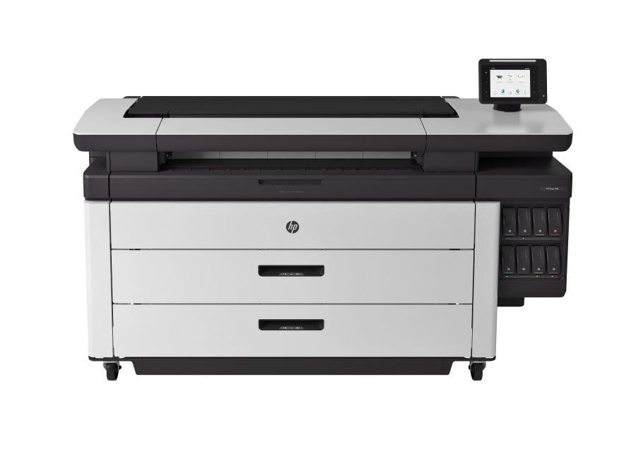 HP PageWide XL 5000 Multifunction Printer
