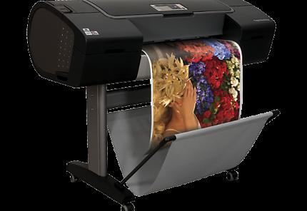 HP Designjet Z3200 Postscript Photo Printer (24