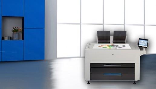 KIP 850 Multi-Touch Color Print System