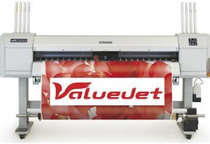 Mutoh ValueJet 1638 64″ Dual Head Printer
