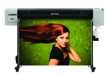 Mutoh ValueJet 1324 54″ Printer (includes Take-up)