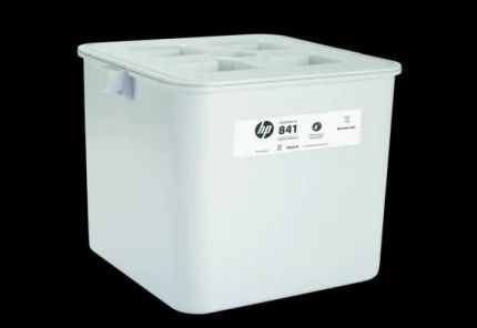 HP 841 PageWide XL Cleaning Container - F9J47A