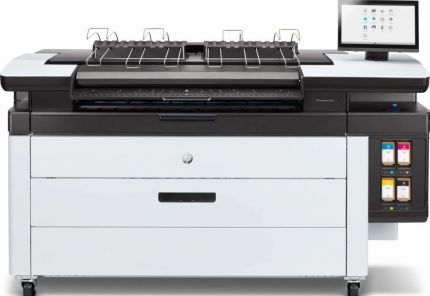 HP PageWide XL 4200 Printer Series