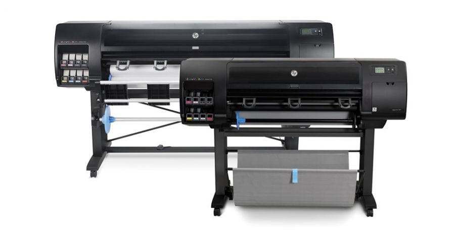 HP DesignJet Z6810 Photo Production Printer