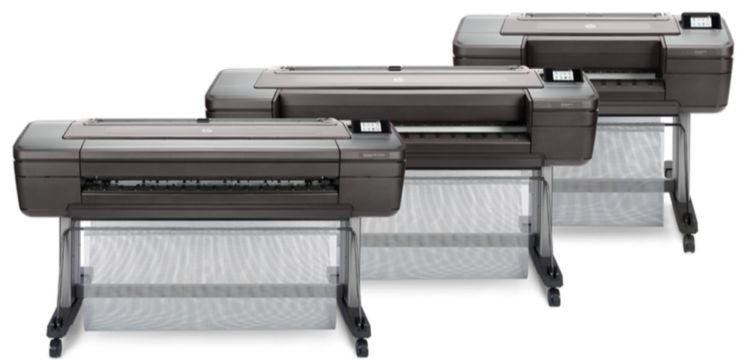 HP DesignJet Z6 Printer   The Wide Format Company