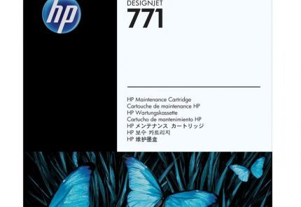 HP 771 DesignJet Maintenance Cartridge - CH644A