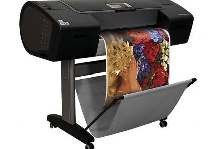 HP Designjet Z3200 Postscript Photo Printer 24