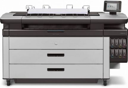 HP PageWide XL 4600 Printer