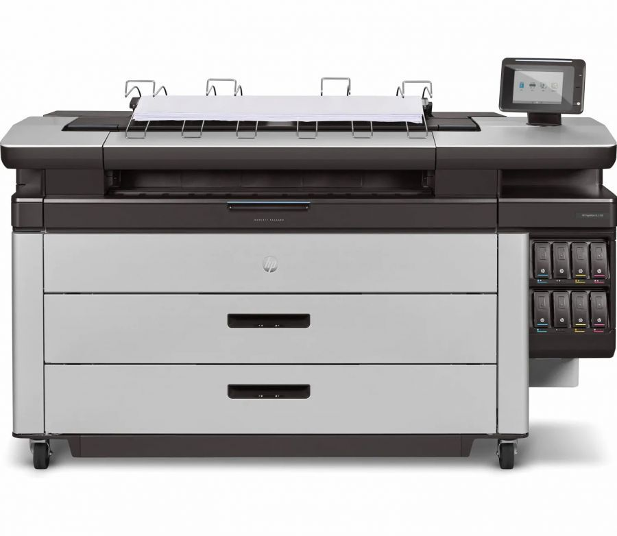 HP PageWide XL 4600 Printer   The Wide Format Company