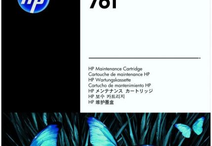HP 761 DesignJet Maintenance Cartridge - CH649A