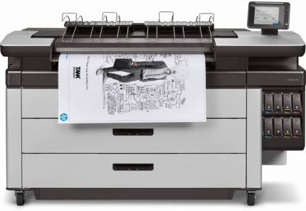HP PageWide XL 6000 Printer