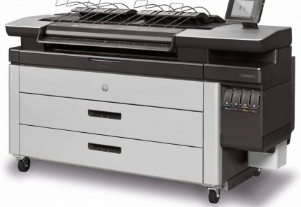 HP PageWide XL 4100 Printer