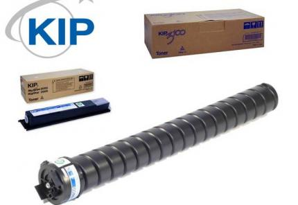 KIP 7170 Toner - 2 x 400 gm cartridges