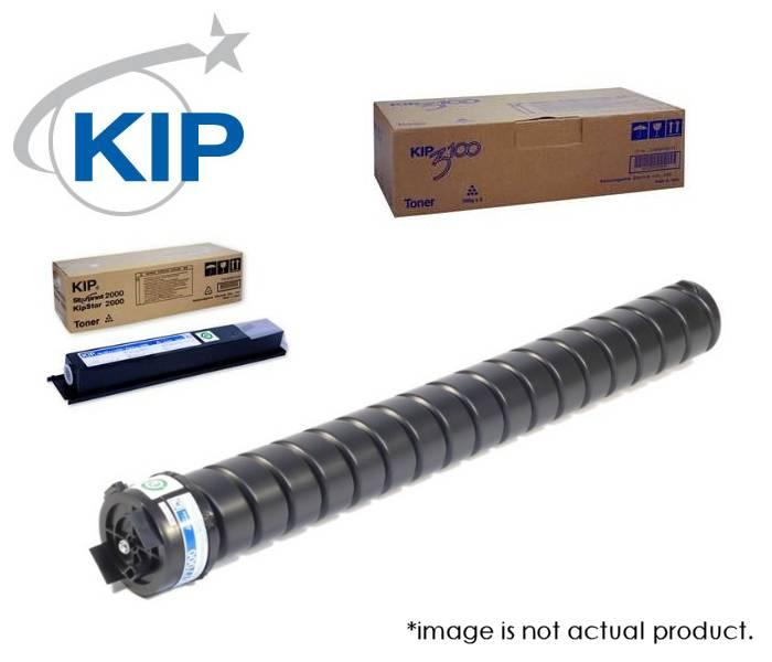 KIP 7770 Toner - 4 x 550 gm cartridges