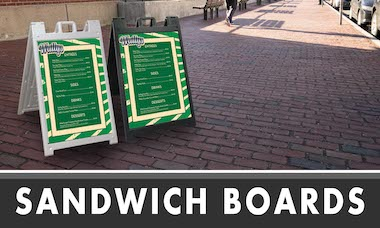 Sandwitch Boards