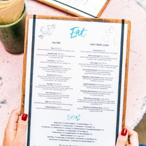5 Tips to design an awesome Restaurant Menu